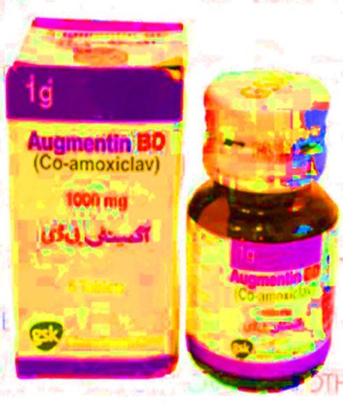 advil augmentin