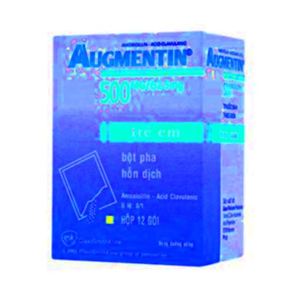 augmentin 250 mg sachet