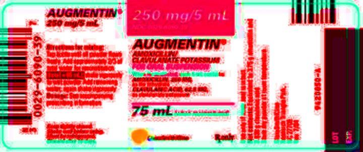 augmentin et pseudomonas aeruginosa