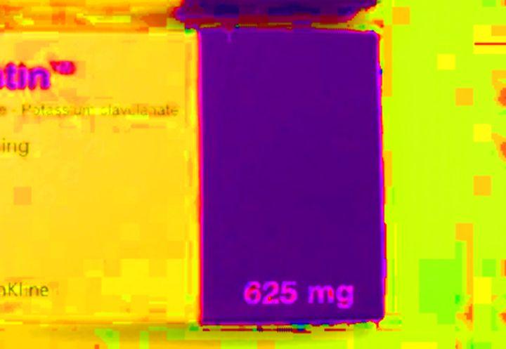 augmentin uti dose
