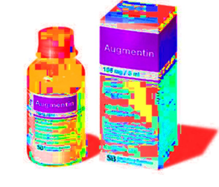 augmentin vomissement