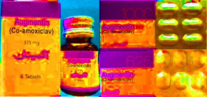 augmentin xarope infarmed