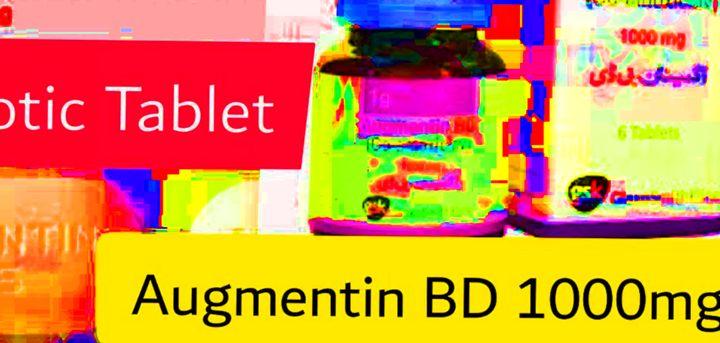 composant augmentin