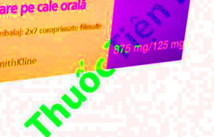 diarrhee et augmentin
