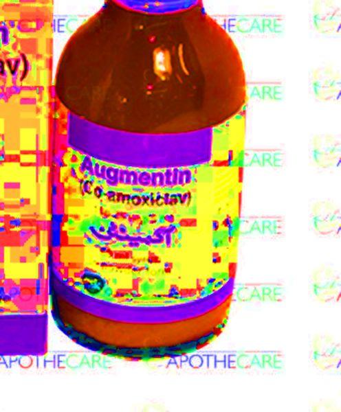 otite clamoxyl ou augmentin