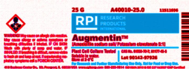 resistance augmentin