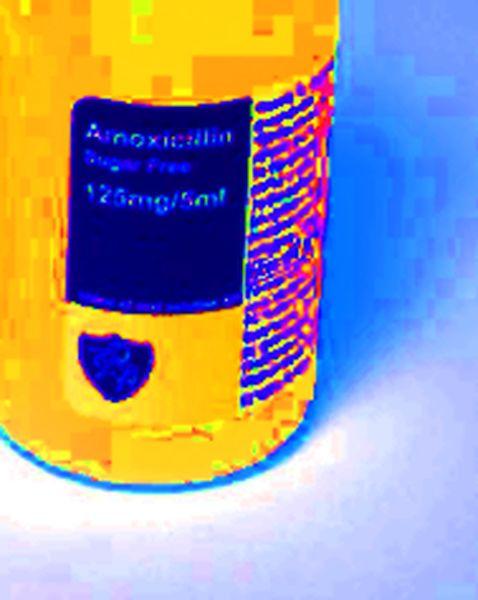 surdosage antibiotique augmentin