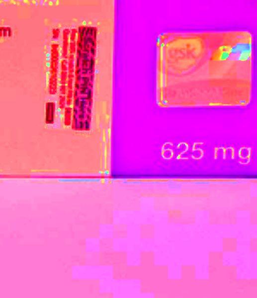 test allergie augmentin