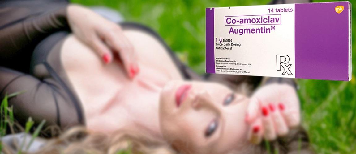 augmentin amoxicilline